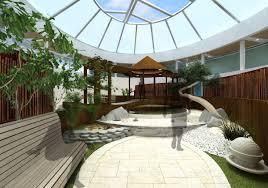 interior garden design ideas indoor zen garden gardening ideas