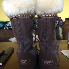 ugg s boots chocolate 63 ugg shoes ugg australia s n 5273 chocolate brown