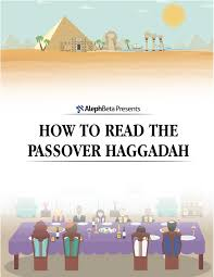 sephardic haggadah pdf ma nishtana the four questions answers of passover aleph beta