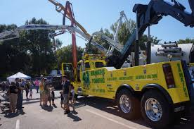 tow truck videos monster truck touch a hulk greenville daily photo