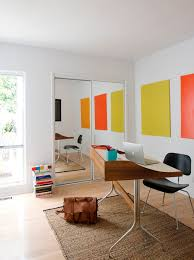 interior design for home office 15 inspirational mid century modern home office designs