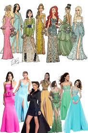 b e blog prom dresses fit for a disney princess