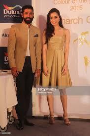 dulux paints brand ambassadors shraddha kapoor and farhan akhtar