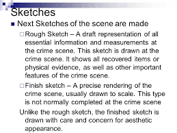 unit 2 crime scene investigation and evidence objectives for unit