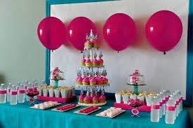 how to decorate birthday table table decorations birthday party decorating of party