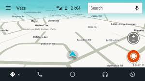 Waze Maps Waze On Android Auto Finally Youtube