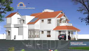 sweet home 3d floor plans rendering of home elevation exteriors kerala home design and