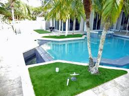 Florida Backyard Landscaping Ideas by How To Install Artificial Grass Okeechobee Florida Lawn And