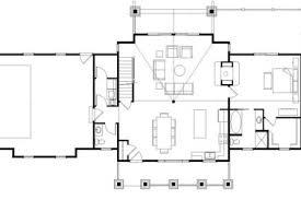 34 smaller open floor plans with blueprints for houses open floor