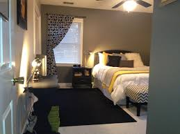 bedroom spare bedroom ideas gray bedding pillows modern pendant
