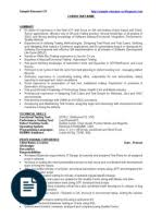 Regulatory Affairs Associate Resume Qaqc Resume Quality Assurance Food And Drug Administration