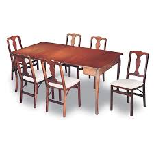 Extending Dining Room Tables Shop Stakmore Wood Extending Dining Table At Lowes Com