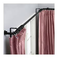 Magnetic Curtain Rods Home Depot Home Depot Curtain Rods Martha Stewart Living 96 In Curtain Rod
