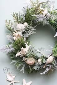 best 25 starfish wreath ideas on diy wreath hanger