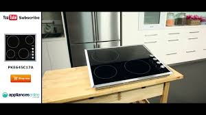 Bosch Induction Cooktop Review Bosch Electric Cooktop Pke645c17a Reviewed By Expert Appliances