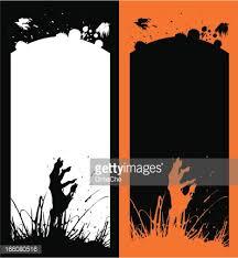 halloween frame vector art getty images