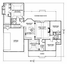 House Plans With Dimensions Home Design Dimensions House Floor Plans With Kevrandoz