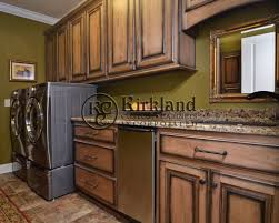 amusing custom glazed kitchen cabinets laundry room cabinets maple