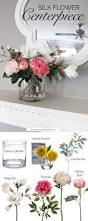 Faux Floral Centerpieces by Best 25 Faux Flower Arrangements Ideas On Pinterest Fake Flower