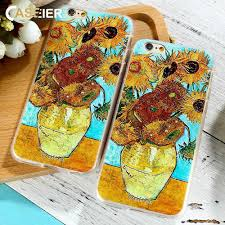 ier cuisine en r ine caseier sunflower gogh painting for iphone 7 6 6s plus