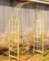 iron garden trellis home outdoor decoration