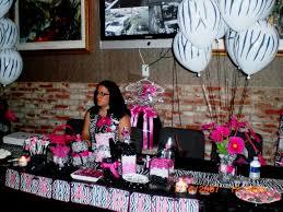 zebra baby shower pink zebra baby shower a to zebra celebrations