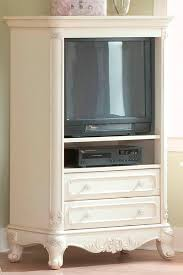 Bedroom Furniture Tv Armoire Cinderella Collection Youth Bedroom