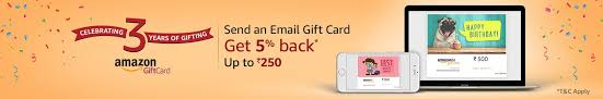 discount e gift cards get 5 cashback on purchase of email gift cards