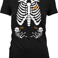 Pregnancy Halloween Costumes Skeleton Shop Twin Halloween Costumes Wanelo