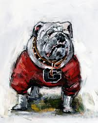 Uga Home Decor by Uga Bathroom Decor Http Www Paulsilvaart Com Sports Art Pages Uga