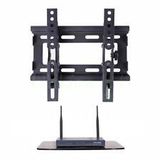 Tv Wall Mounts With Shelves Tv Wall Bracket With Shelves Ebay