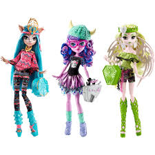 monster high doll halloween monster high brand boo students doll assorted big w