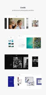 Photography Portfolio Erwitt A Professional Photography Portfolio By Puruno Themeforest