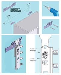 How To Mount Kitchen Wall Cabinets Wall Unit Fitting U0026 Adjustments Diy Kitchens Advice