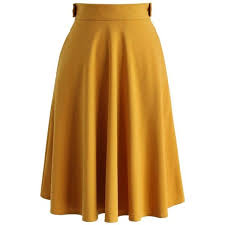 Yellow Brown Best 20 Mustard Skirt Ideas On Pinterest Midi Skirt Midi Skirt