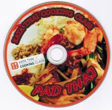 step class dvd pad thai dvd kata thai cooking class phuket