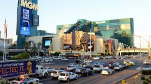 Mgm Grand Map Say Goodbye To Free Parking At Aria Bellagio And 10 Other Las