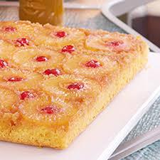upside down cake sandra lee