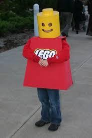 Lego Halloween Costumes Lego Costume Instructions Mateos 9th Birthday
