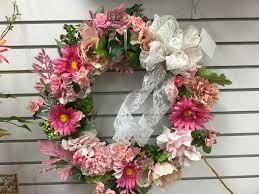 spring wreath by andi at silk florals 2017 silk florals llc