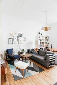 deco canapé deco salon canape gris avec salle manger interieur moderne deco