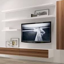 Media Room Built In Cabinets - 21 floating media center designs for clutter free living room