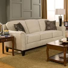 Traditional Fabric Sofas Carver Beige Fabric Sofa Steal A Sofa Furniture Outlet Los