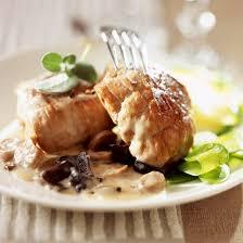 recettes cuisine recette paupiettes de veau au vin blanc et chignons