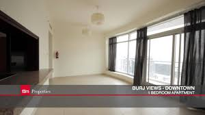3 Bedroom Apartments For Sale In Dubai 1 Bedroom Apartment In Burj Views Downtown Dubai Youtube