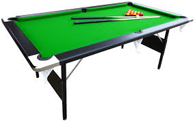 Outdoor Pool Tables by Mightymast Leisure Hustler Fold Up Pool Table Green 7 Ft