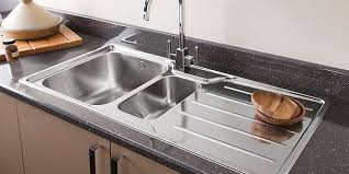 kitchen sinks with faucets pickndecor
