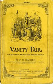 The Meaning Of Vanity Vanity Fair Novel Wikipedia