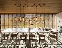 Dining Room Pendant Lighting Modern Glass Pendant Lights Bask In Brazilian Sun