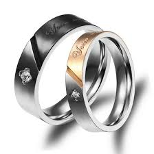 promise rings for men engraved promise rings for men with you are in my mind